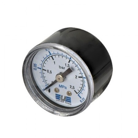 "Pressure gauge G1/4"", 0 - 10 bar, Ø63 mm"