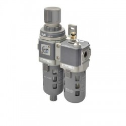 Filters regulators with lubricators