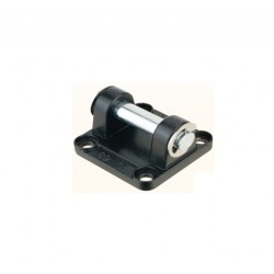 Swivel mountings fork for cylinder ISO 15552, D63