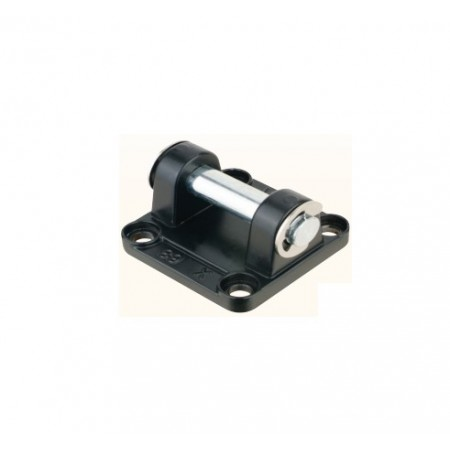 Swivel mountings fork for cylinder ISO 15552, D32