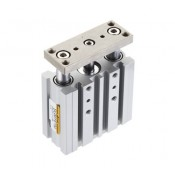 Compact guide cylinders