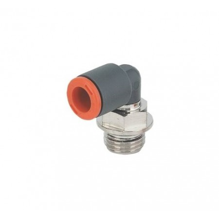 "Low elbow G1/4"" - Ø4 mm"